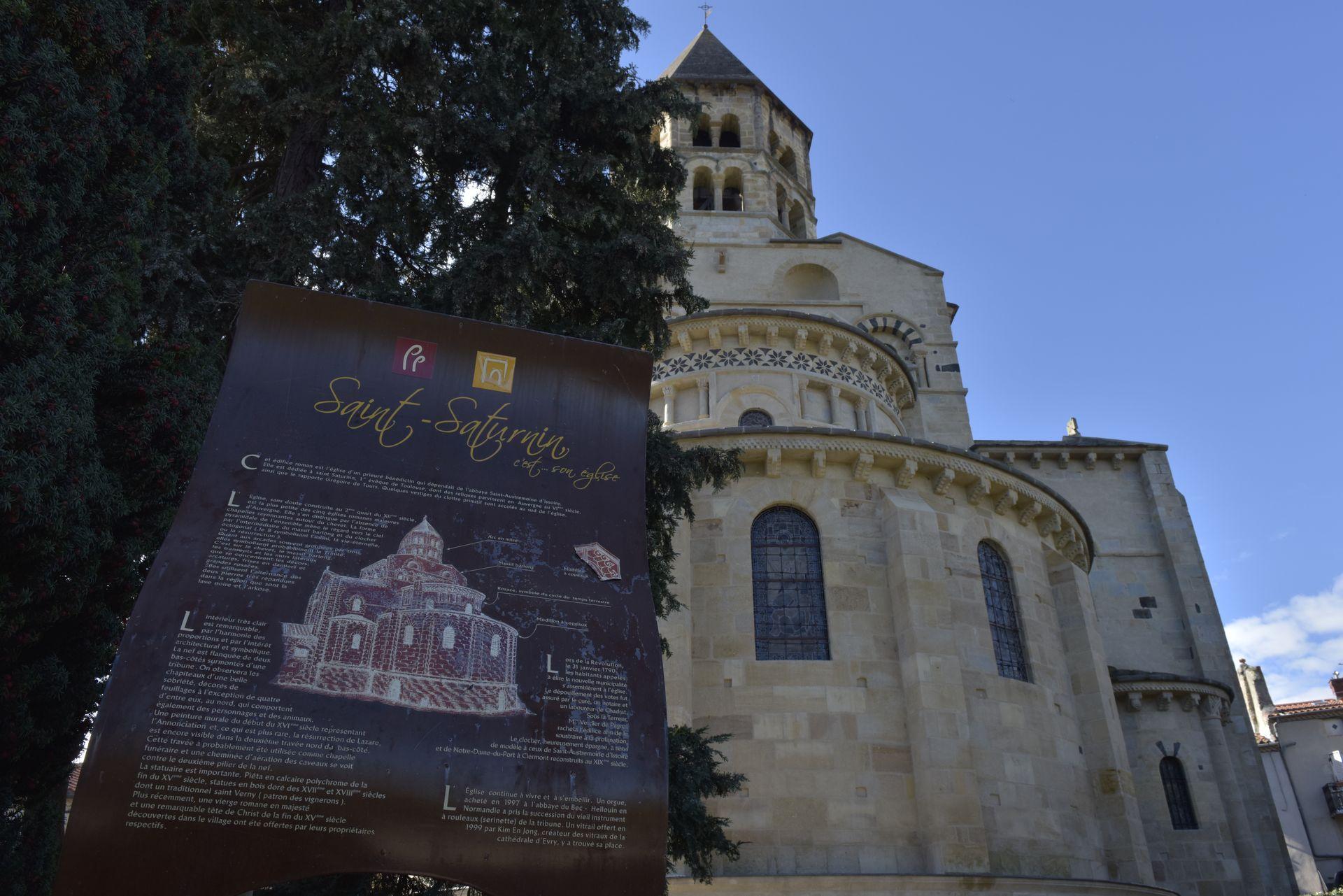 Saint Saturnin – église 003